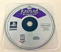 Sony PLAYSTATION 1 PS1 Demo CD Disc RAYMAN Playable Game Preview VERY RARE 1995