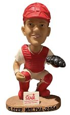 Yadier Molina Memphis Redbirds Bobblehead 2004 Rookie St. Louis Cardinals Yadi