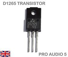 1x D1265 (2sd1265) TRANSISTOR NPN TO-220 TECHNICS SL1200 SL1210-UK POST VELOCE