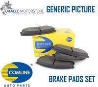 NEW COMLINE REAR BRAKE PADS SET BRAKING PADS GENUINE OE QUALITY CBP06027