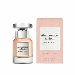 ABERCROMBIE & FITCH - AUTHENTIC - Woman Femme, 30ML EAU DE PARFUM, NEU in OVP