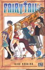 FAIRY TAIL tome 22 Hiro Mashima Manga shonen