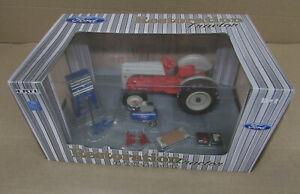 FORD 8N RESTORATION TRACTOR NIB Toy 1/16 Ertl Accessories