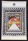 Vintage Peter Max Psychedelic Pop Art Poster - Cosmic Window