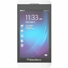 NEW BlackBerry Z10 - White (Unlocked) GSM AT&T T-Mobile 3G WiFi Touch Smartphone