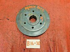 Austin Healey 3000, 100/6, Crankshaft Pulley, Original, !!