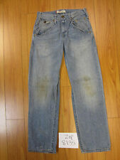 Used 503 loose fit levi's jean tag 29x32 meas 28x31.5 zip8135