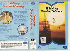 IL GABBIANO JONATHAN LIVINGSTON (1973) VHS