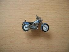 Pin SPILLA HONDA JAZZ BIANCO/BLU MOTO ART. 0474 motorbike moto töff