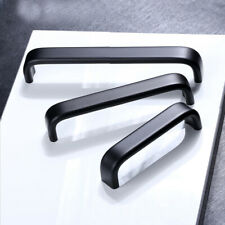 Möbelgriff Küchengriff Griff Bügelgriff Aluminium Schwarz PS Neu
