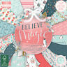 Believe In Magic - 6x6 Paper Pad - 48 Sheets - First Edition - Christmas