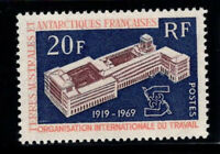 TAAF Französische Südgebiete 1970 Mi. 55 Postfrisch 100% 20 fr, IAO