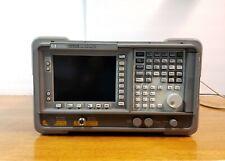 Hp Agilent Keysight E4401b 9khz 15ghz Esa E Spectrum Analyzer