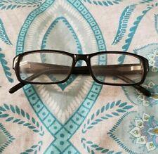 fed11e199959 OROTON Handmade Prescription Reading Black Gold Glasses Frames C12
