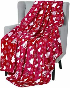 New Ultra Soft Flannel Plush Twin Size Velvet Cozy Fresh Air Blanket 2.2lbs