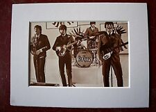 THE BEATLES Photocard/Postcard For Framing