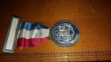 VINTAGE MEDAL 150 YEAR ANNIVERSARY TOWN OF WINCHESTER CONNECTICUT 1771 TO 1921