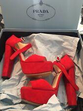 prada women Heels 37.5
