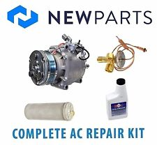 For Honda CR-V 1997-2001 2L Complete A/C Repair Kit OEM Compressor w/ Clutch