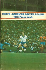 1973 North American Soccer League Media Guide