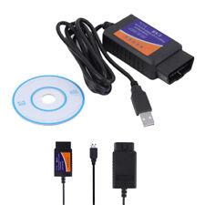 Car Scanner Diagnostic Code Reader ELM327 USB V1.5 OBD2 Diagnostic Interface