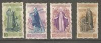 Italy Sc 489 to 92  MINT NH  VF