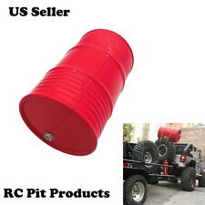 1/10 RC Oil Drum/Tank Rock Crawler Accessories SCX10 AX10 RC4WD US Seller