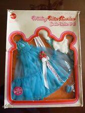 Vintage Barbie - Barbie's RARE Majestic Blue #3216- Mint - NRFB!!!!