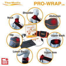 TherMedic PW140L - 6 in 1 Far Infrared Heating Pad (for neck, shoulder...etc.)