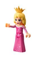 Lego Aurora 41060 Closed Mouth Disney Princess Minifigure