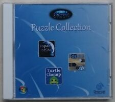 Orion Puzzle Collection Sega Dreamcast indie game region free NEW sealed