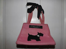 My Flat In London/ 48 Charles Street/ Jan Haedrich/ Pink/ Dog Purse Pre-owned