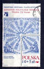 POLOGNE - POLSKA Yvert Bloc n° 58 oblitéré