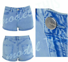 Topshop Hot Pants High Rise Plus Size Shorts for Women