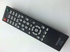New Sharp 845-039-40B0 Remote f LC-40LE431 LC-40LE431UA LC-40LE433 LC-40LE433UA