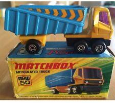 MATCHBOX Modell Auto  LESNEY mit OVP!! Selten Ein muss für jede gute Sammlung