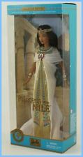 BARBIE 2001 Princess of the Nile (Dolls of the World) Egyptian New!