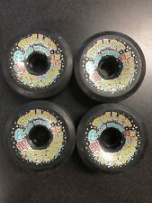 Bullet Road Weapon Skateboard Wheels Vintage 80mm 88A Santa Cruz Speed Wheels