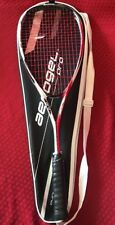 dunlop squash racquet aerogel pro Power Ridge