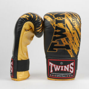 Twins Special Bag Gloves / Claw Black-Gold / Medium ONLY