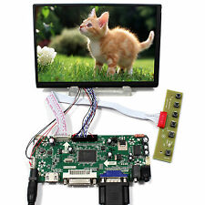 "HDM DVI VGA Audio LCD Controller Board 7"" N070ICG-LD1 1280x800 IPS LCD Screen"
