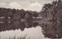 uralte AK, Plauen im Vogtland - Stadtpark 1927 //6