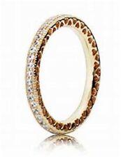 Genuine Pandora 'Heart of Pandora' Ring Size 6 150181CZ-52 with box