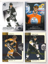 15/16 SP KINGS WAYNE GRETZKY LEGENDS CARD #130