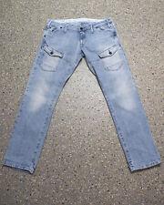 G-Star Storm Elwood Non Fit WMN Jeans Hüfthose W34 L32 Damen F573