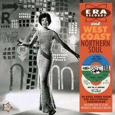 Various Artists - Era Records & West Coast Northern Soul / Various [New CD] UK -