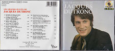 CD 16T LES GRANDS SUCCÈS DE JACQUES DUTRONC BEST OF 1987 VOGUE