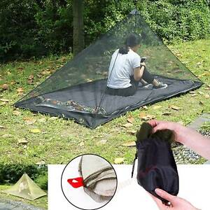 Portable Outdoor Travel Camping Mosquito Net Foldable Netting Tent Large Size