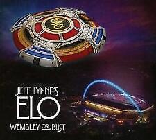 Jeff Lynnes ELO - Wembley or Bust (2 CD) von Jeffs ELO Lynne (2017)