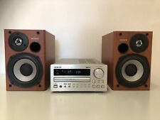 Teac CR-H230 HiFi CD Receiver + Free Sony 2-Way Speakers